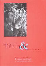 Tériade & les livres de peintres. Musée Matisse - Le Cateau-Cambrésis, 2002. EO