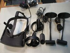Oculus Console Rift VR Virtual Reality Headset, 2 Sensors, 2 Controllers, Remote