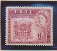 Fiji Stamp Scott #146, Mint Never Hinged