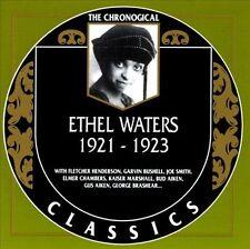 Ethel Waters 1921-23 - Classics CD NEU versiegelt lange vergriffen