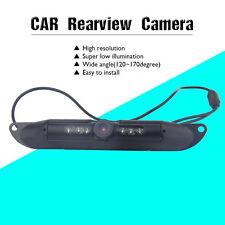 Auto 170° Nachtsicht IR Rückfahrkamera Nummernschild Kennzeichen Einparkhilfe