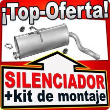 Silenciador Trasero CITROEN BERLINGO PEUGEOT PARTNER 1.8 1.9 D 1.1  Escape FFA