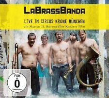 LABRASSBANDA - LIVE IM CIRCUS KRONE MÜNCHEN  DVD  POP  NEU