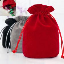 9*14.5CM Dice Bag Jewelry Packing Velvet Bag Drawstring Bags For Board Game