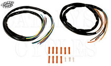 Ape Hanger Wiring Extensions for Harley Handlebar Wiring Harness 1996-06