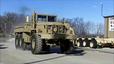 Army M813 M813A1 M814  5 Ton Cargo Truck - Repair Operator Parts Tech Pubs on CD