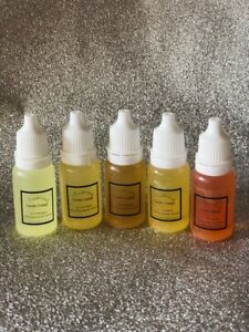 Fragrance Oil 10ml, for use in  Steam Diffusers, oil burner etc 82 fragrances