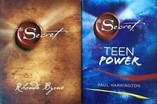 x2 Rhonda Byrne The Secret and The Secret To Teen Power Set Bob Proctor Featured