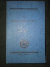 La problématique kantienne - J. Moreau - 1984  Librairie Philosophique J. Vrin