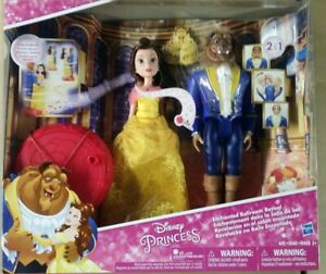 NEW! Disney Princess Enchanted Ballroom Reveal Beauty and the Beast