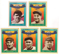 ST. VINCENT AND THE GRENADINES CY YOUNG  HALL OF FAME HEROES CARD #12