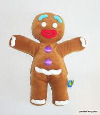 Shrek Gingy Plush Gingerbread Man Full Body Hand Puppet Dreamworks 2011 P47