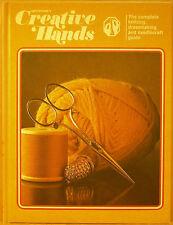 Greystone's Creative Hands ~ Volume 1 Craft Instruction Book - 1975