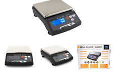 My Weigh Scm2600Black iBalance 2600 Table Top Precision Scale Unt