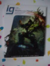 revue magazine IG Mag # 8 mai juin 2010 NEUF prince persia mario galaxy 2 lego