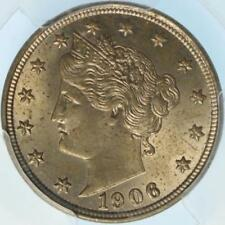 1906 Year US Liberty Nickels (1883-1913) for sale | eBay