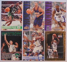 1994-95 NBA Hoops basketball Series 2 Complete base card set (#301 - #450)