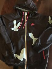 Nike x Parra 'The Running Man' Tracktop In Size M.
