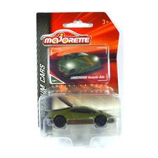 Majorette 212053052 Lamborghini Huracan Avio OPACO Verde Premium 1:64 3 Pollici