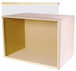Houseworks 9 Inch Deep Room Box Kit