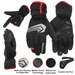 REDRUM Cycling gloves Winter bike MTB Bicycle BMX OFF Road Promotional Price