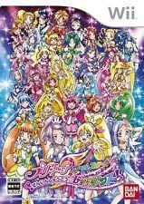 UsedGame Wii Precure All Stars Zeninshuugou * Let's Dance! [Japan Import]