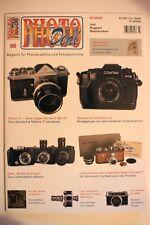 Photo deal photo deal fascículo 66 3/2009 están agotadas, periflex, robot, Yashica, Nikkor