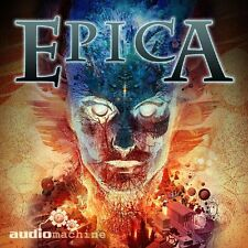 Epica by Audiomachine (CD-2012. Audiomachine) NEW-Free Shipping