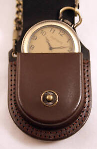 Dufonte by Lucien Piccard DeLuxe Pocket Watch - PD006
