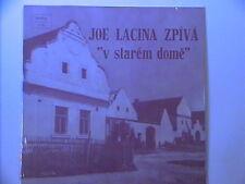 """JOE LACINA ORCHESTRA SANDRAY RECORDS LA GRANGE ILLINOIS """" V STAREM DOME """" LP"""