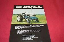 Mitsubishi Satoh Bull Tractor Dealer's Brochure K-31 LCOH