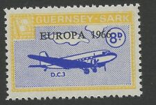 Guernsey SARK 1966 Europa 8d PROOF unissued colour + value