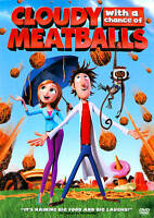 Cloudy With a Chance of Meatballs KIDS/FAMILY DVD BUY 2 GET 1 FREE