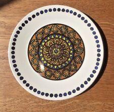 "J & G Meakin Tuscany 6 x Tea/Side Plates Retro Studio 7"" Inches Plate £24.99"