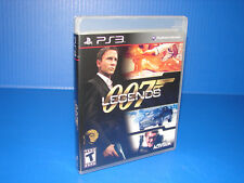 007 Legends  (Sony Playstation 3, 2012) NEW Sealed PS3 Bond