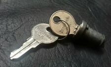 Jaguar Austin Healey Triumph Mg Barrisdale nottolino serratura con 2 chiavi NOS