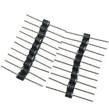 20pcs 15amp Bypass Blocking Diode 15a 45v High Efficiency For Diy Solar Panel