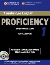 Cambridge English Proficiency 1 For Updated Exam Self-Study Pack (student's B...