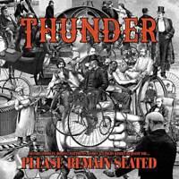 "Thunder - Please Remain Seated (NEW 2 x 12"" ORANGE VINYL LP)"