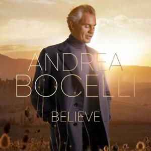 CD ANDREA BOCELLI - BELIEVE  -