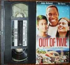 OUT OF TIME (vhs) James McDaniel, Mel Harris. Good Cond. Rare. Showtime. NR