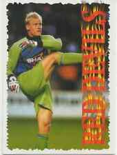 1995-#1-PETER SCHMEICHEL-RED DEVILS-MAN UNITED-RAVEN CARD-RARE-500 MADE