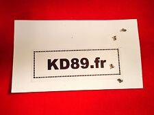 4 Vis de  bracelet De montre diesel DZ1107 DZ 1107
