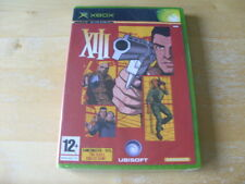 Original XBOX GAME - XIII (Microsoft Xbox, 2003) - NEW / SEALED -- FREE UK P&P