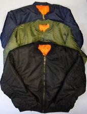 Unbranded Nylon Hip Length Coats & Jackets for Men