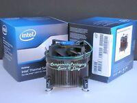 Intel Core i7-6700K Cooling Fan Heasink for Socket LGA1151 CPU Processors - New