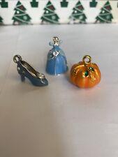 Cinderella Having A Ball Christmas Disney Hallmark Keepsake Ornaments New In Box