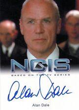 NCIS Alan Dale as Tom Morrow Auto Card