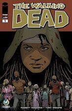 Walking Dead #1 Wizard World Comic Con Sacramento Exclusive by Paolo Rivera