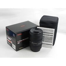 Sigma 8-16mm F/4.5-5.6 DC HSM Ultra-Wide Zoom Lens Sony A Mount UU